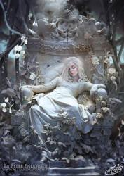La Belle Endormie by AlexandraVBach