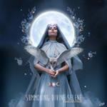 Summoning Divine Selene by AlexandraVBach