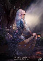 The Lady of Shalott by AlexandraVBach