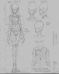 TRADITIONAL REFERENCE: NM Ally Anatomy (REVISE) by InvaderIka