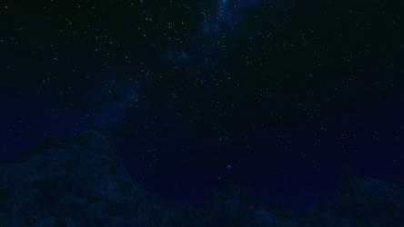 Dark nights by IIAnnaBananaII