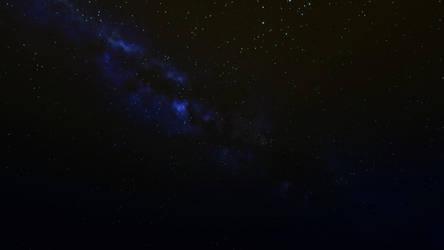 Blue Nights by IIAnnaBananaII