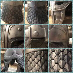 Skyrim Guards helmet v3 by IIAnnaBananaII