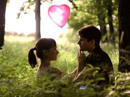 Love is... by NadyaBird