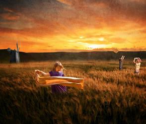 Field of Dreams by J-Teezy