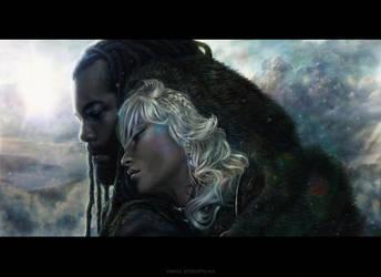 Jaya and Ilse by Darey-Dawn