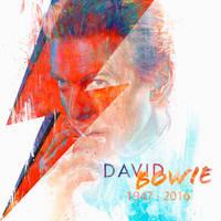 David Bowie by Darey-Dawn