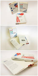 Timeless Identity Book Covers by huang