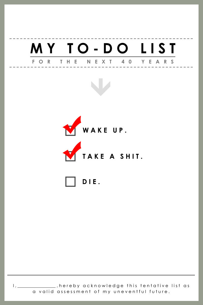 My To-Do List by huang