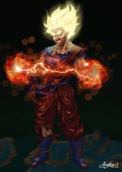 Son Goku by jarnac