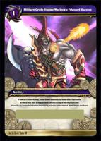 Warcraft Fan Art 2 variation by M-Hydra