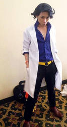 Professor Sycamore at Anime North 2014 by M-Hydra