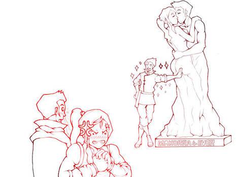 LoK: Bolin Supports Makorra by LittleMissSquiggles