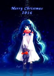 Original - Merry Christmas 2016 by mirror-bluemoon