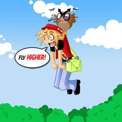 pkmn: fly higher by Muu-cow