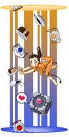 Portal: CAKE by Muu-cow