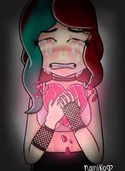 Namiko Heart by JewelCat1337