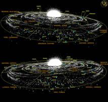 Galaxy sectors by farstar09