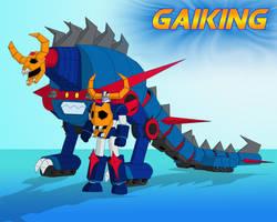 Gaiking by farstar09