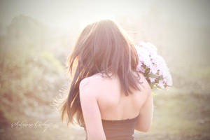 facing the sun by SabrinaCichy