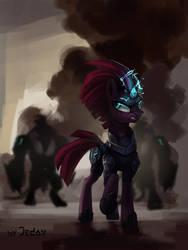 Tempest Shadow by JedaySkayVoker