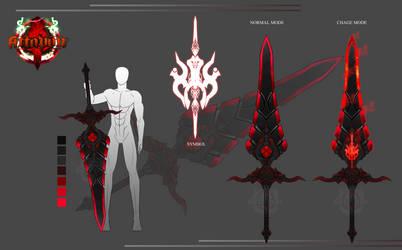 Heat heavy sword by tiwlymaster