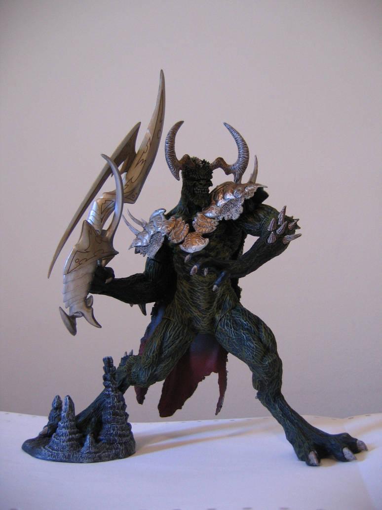 Warrior figure by restmlinstock