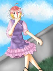 Sake Visual's Mascot by Evilnerdyynerd