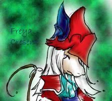 Freya Cresent by nazaka