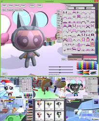Final Powerpuff Character Creator/PPZX by tifu