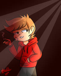 Eddsworld- Tord 2.0 by Lyrica-Clef