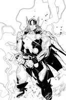 Thor 1 interior art by JoshTempleton