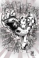 Iron-Man Fast by JoshTempleton