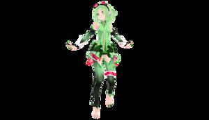 [MMD] Gumi Append Model FINAL Version by Xhiao-Yuu