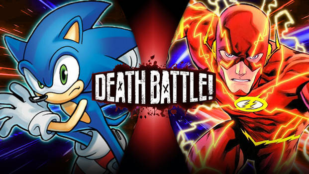 Sonic vs Flash : Archi-speedster by Taurock