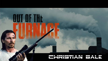Out of the Furnace Poster Mockup 2 by Belle-Deviante