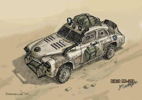 car concept by ilya-b