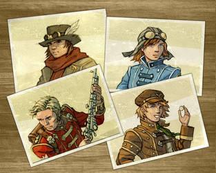 Heroes by ilya-b