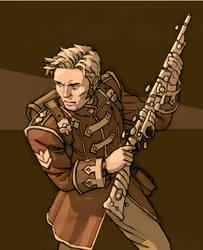 Captain Shotgun by ilya-b