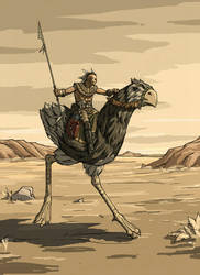 Drofa Rider by ilya-b