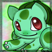Bulbasaur by aunRina