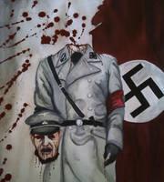 Dead NAZI Walking... by XkrkX