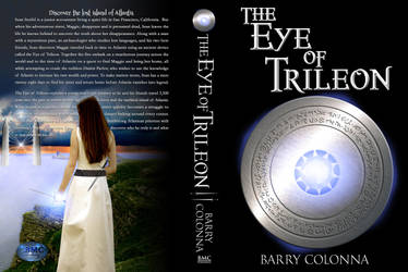 The Eye of Trileon full book cover by Anovius