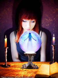 Fortune Teller by Anovius