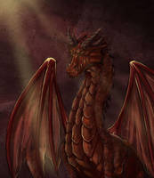 The-Hobbit-Smaug by G-manbg