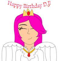 Happy Birthday D.J by AJBox