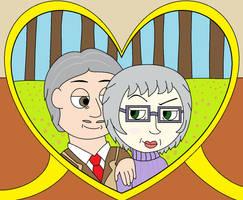 Happy V-day everyone by AJBox