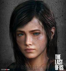 Ellie 1.0 The Last of Us 2 by elclay117