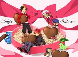 Happy Valentine 2010 by Cezaria