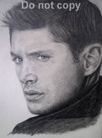 Young Dean Winchester by hsr62